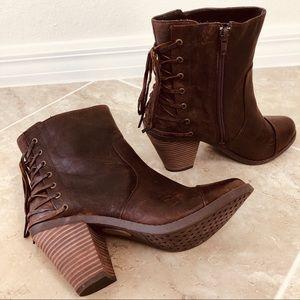 ➖Adam Tucker➖ me too boho leather boots